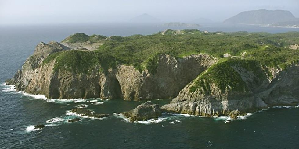 Two-night (Golden Week) Contact/Training Event on Shikinejima, Izu Islands