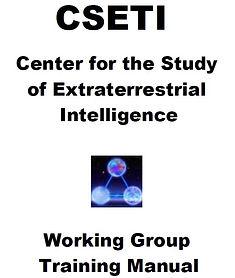 CSETI Working Group Training Manual