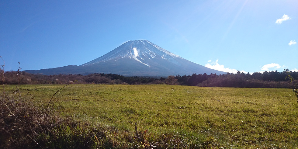 Overnight ET Contact/Training Event at Mt. Fuji, Yamanashi Prefecture