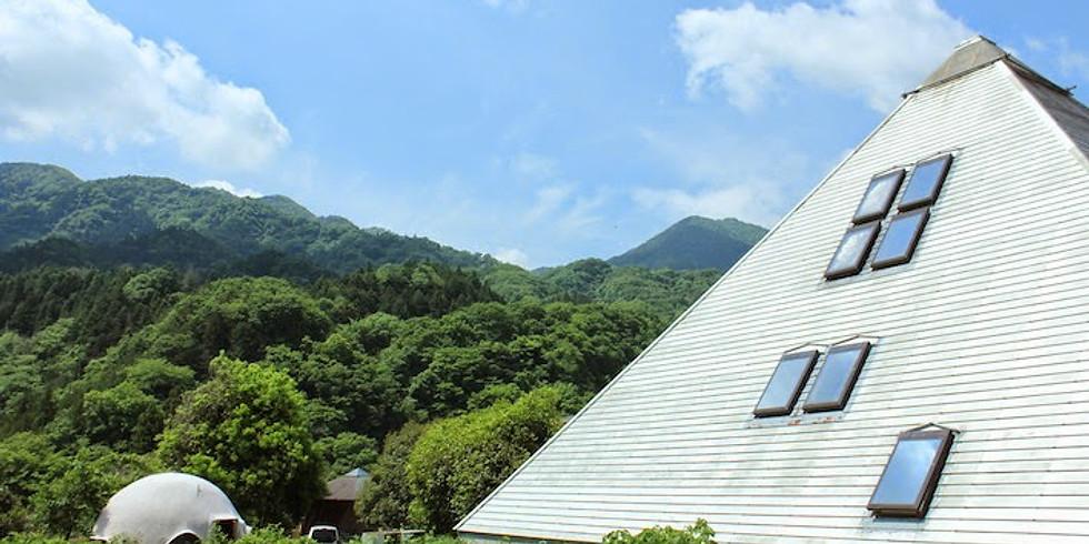 Overnight ET Contact Event at the Pyramid Center, Otsuki, Yamanashi Prefecture