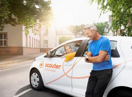 Münchens neuster Carsharing-Anbieter Scouter kooperiert mit uns