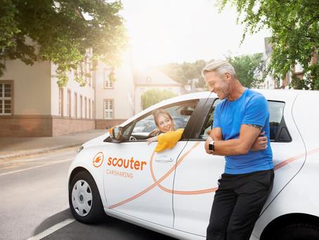 Münchens neuster Carsharinganbieter scouter kooperiert mit uns