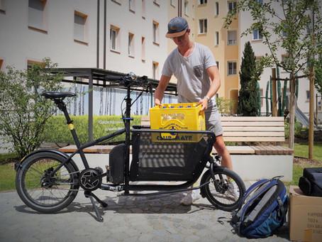 Isarwatt Bikesharing - Ihr Beitrag zur Mobilitätswende