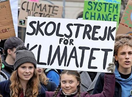 Wir streiken jeden Tag für das Klima