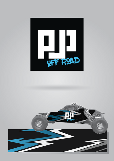 PUP Logo and finished wrap