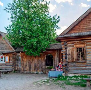 Ширяево. Музейный комплекс