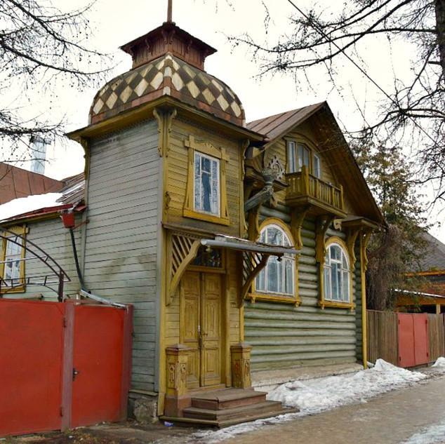 Кимры дом Ускова
