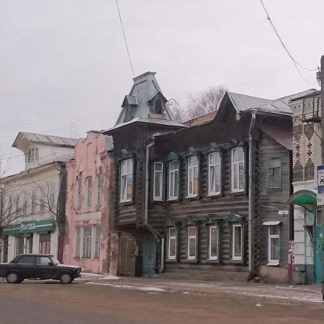 Кимры дом Собцова