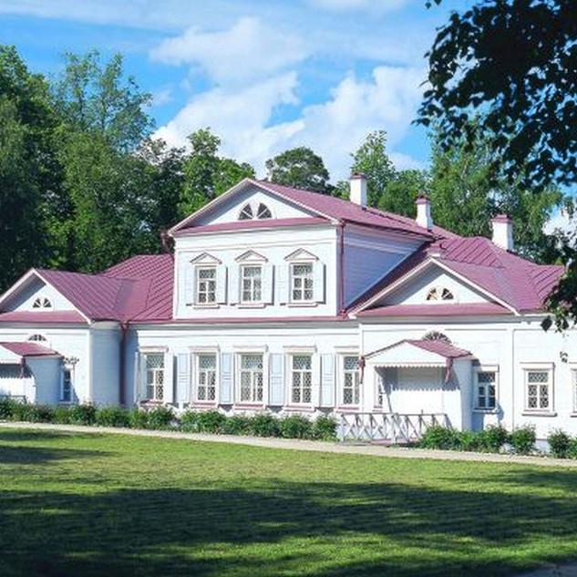 Абрамцево Усадебный дом