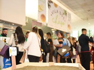 Vila dos chás levou sabor, aromas e texturas da bebida para Congresso de nutrição
