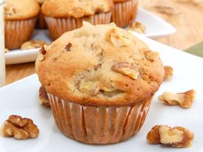 Muffin de castanhas