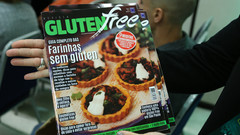Editora Europa lança Revista Gluten Free em parceria com a E4