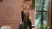 Cosmética natural ganha espaço em Congresso de nutrição estética