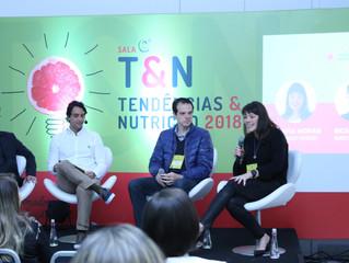 Sala de Tendências & Nutrição, no 9º Gluten Free Brasil, recebe convidados relevantes no mercado