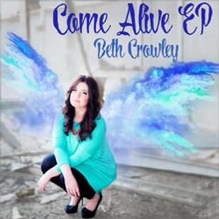 """""""Come Alive"""" EP CD"""