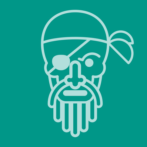 Iconography: Pirates