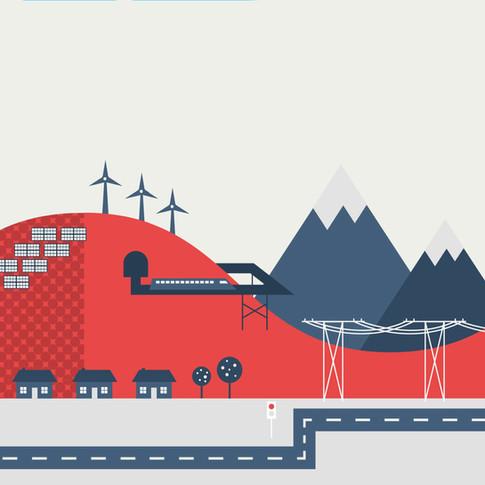 Illustration: Land of Energy