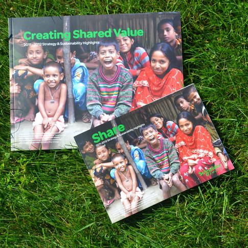 Design/Illustration: Sustainability Report
