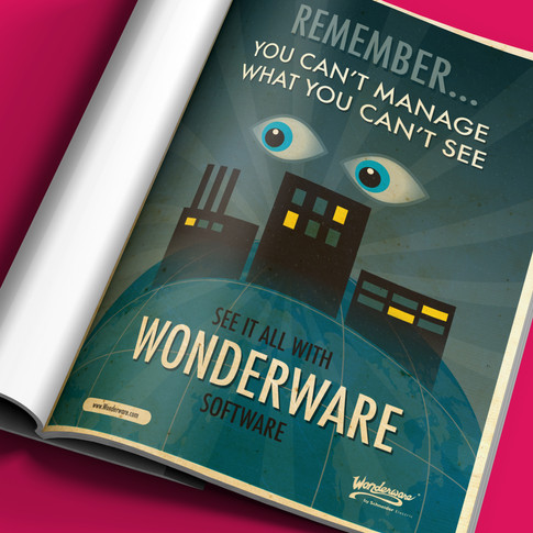 Design/Illustration: Wonderware Software
