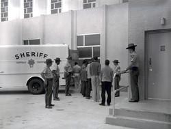 Riverhead Jail Inmate Transport