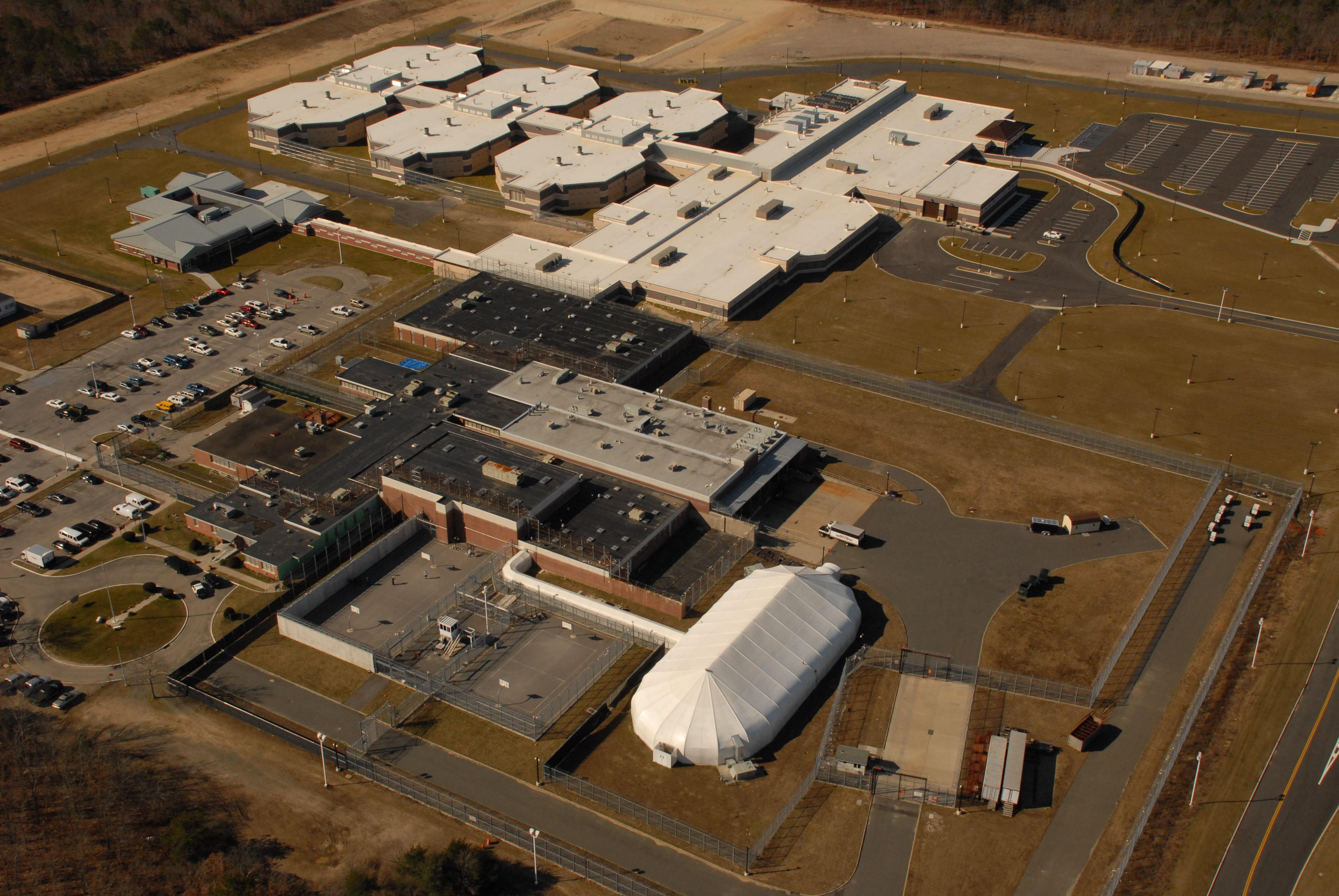 Yaphank Correctional Facility 2013