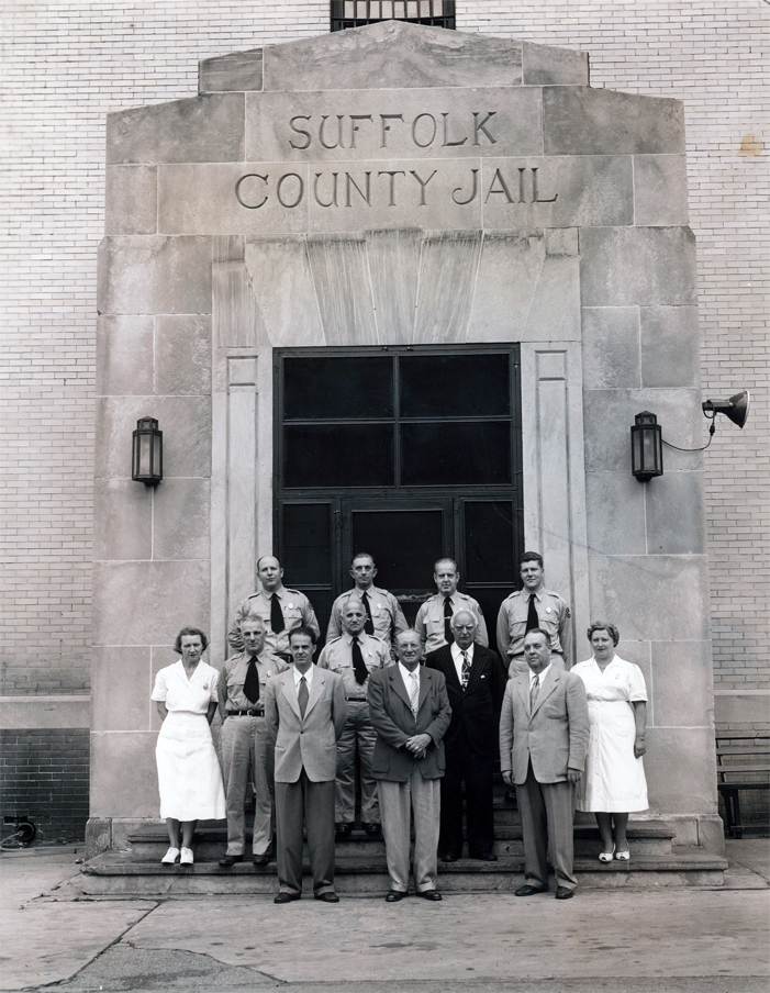 Sheriff McCollom & Staff
