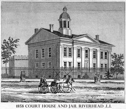 Griffing Avenue Courthouse & Jail