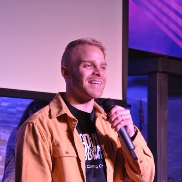 Pastor Keith Indovino