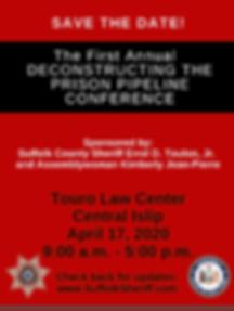 Poster_flyer Deconstructing the Prison P