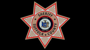 SUFFOLK COUNTY SHERIFF'S OFFICE ARRESTS FUGITIVE FROM NEW JERSEY