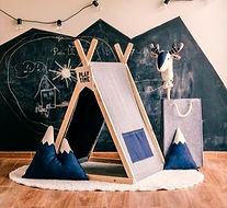 רכישת אוהל טיפי לילדים