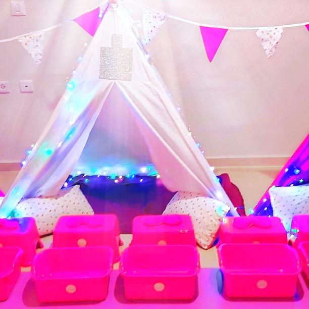 השכרת אוהלי טיפי ליום הולדת