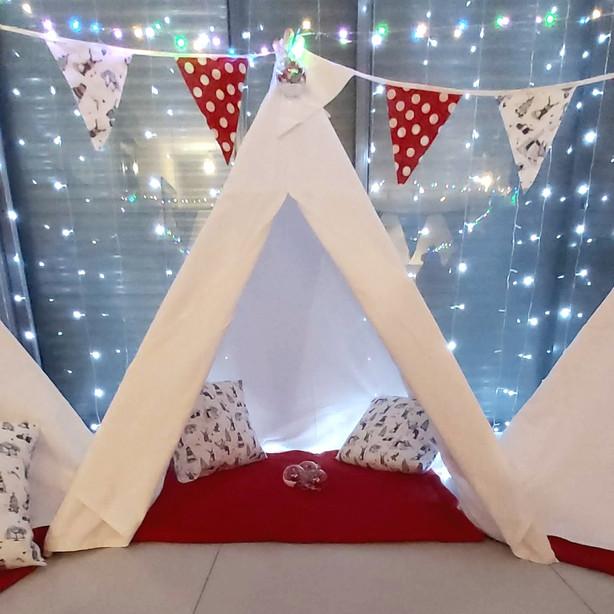 השכרת אוהלי טיפי לילדים