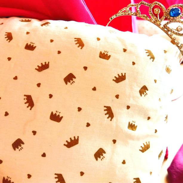 כריות דגם נסיכה