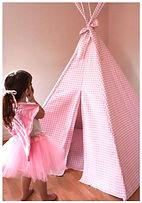 עיצוב חדרי ילדים עם אוהל טיפי