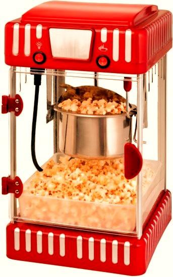 בחבילת הזהב תקבלו בנוסף גם מכונת פופקורן חשמלית למסיבה