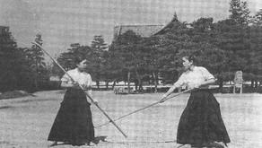 Naginata Monbushō Seitei Kata