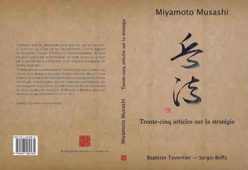 Livre Miyamoto Musashi