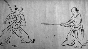 When a Shadow is not a Shadow — Miyamoto Musashi's Yin and Yang