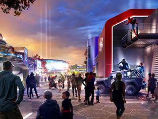 Walt Disney Studios 2022 : Avenger Campus