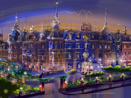 Plopsaland de Panne 2021 : Hôtel Plopsaland