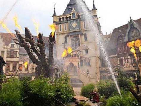Le Puy du Fou signe un accord stratégique de 6 ans avec Efteling