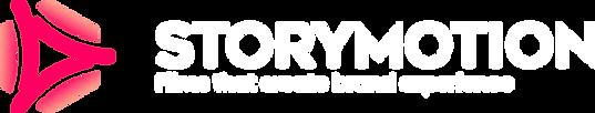 Storymotion logo - Films that create bra