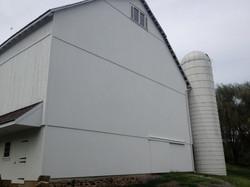 Exterior of Barn