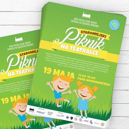 Plakaty piknikowe