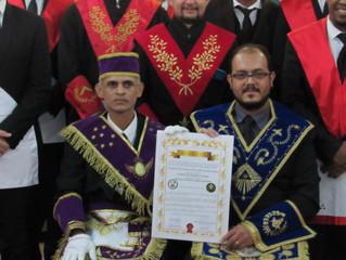 GLOMN e Soberano Santuário Egípcio do Brasil firmam Tratado