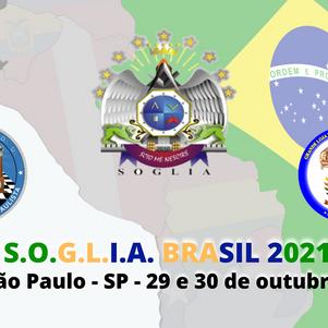 GLOMN participa de Evento Internacional Maçônico - SOGLIA BRASIL 2021