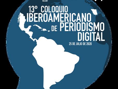 M4 participa do 13º Coloquio Iberoamericano de Jornalismo Digital
