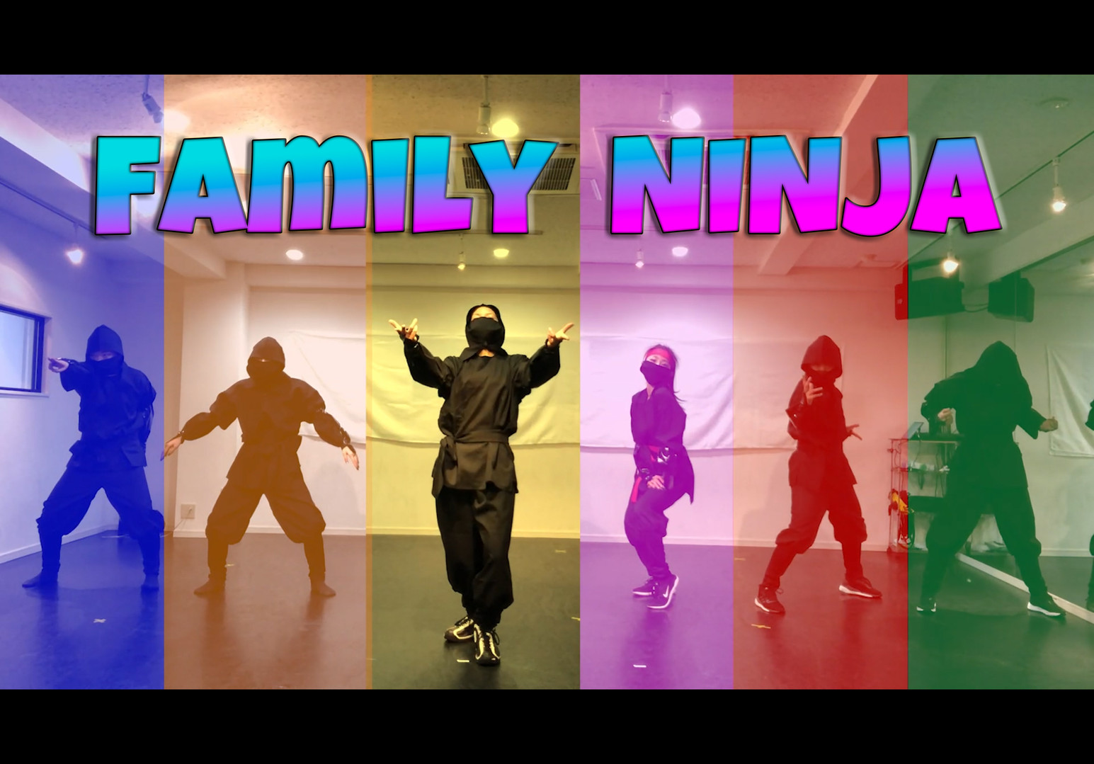 Family NINJA