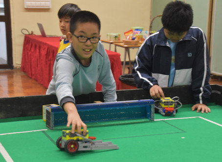 2018 Junior Robotic Soccer Tournament Results 2018  小學機械人足球邀請賽賽果